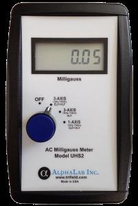 Alpha UHS Gaussmeter